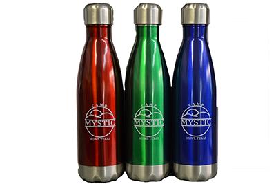NEW!  Water Bottle  -  $18.00