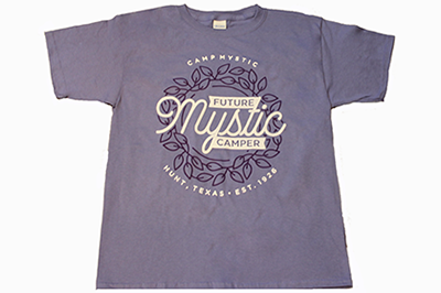 NEW! Future Mystic Camper T-Shirt  - $15.00 Violent Gildan t-shirt.